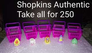 Shopkins (Authenthic) Take All ⛔REPRICED⛔
