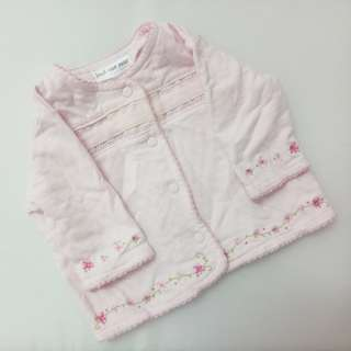 Carter's Just One Year Pink Cardigan