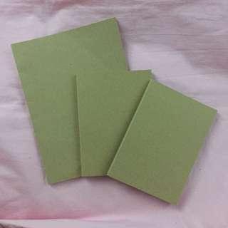 Papemelroti Blank Notebooks