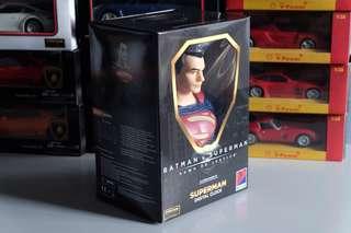 Superman Digital Clock