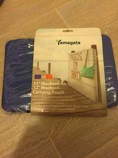 $20yamagata 11inch MacBook Air 12 MacBook carrying pouch 電腦袋