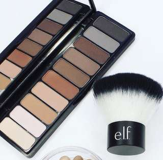 Nude Mood Mad for Matte Eyeshadow Palette by Elf