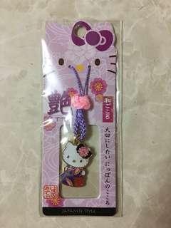 購自日本Hellokitty鎖匙扣