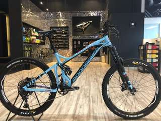 2018 Mondraker 27.5 Enduro Mountain Bike