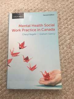 Mental Health Social Work Practice in Canads