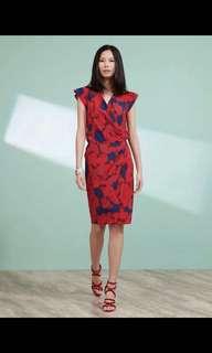 Shanghai Tang silk dress