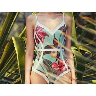 One Piece Floral