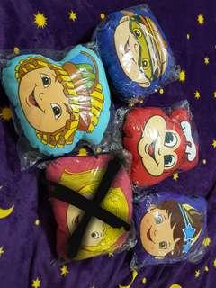 Jollibee & Friends Huggable Neck Pillows