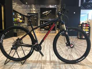 Santa Cruz Highball 29 Hardtail mountain bike