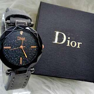 Dior Ladies Single Watch - Complete Set Preorder Only