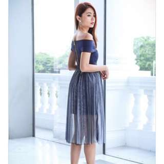 b37601745 Ballerina *Topazette* Tulle Dress Brand New With Tags, Women's Fashion,  Clothes, Dresses & Skirts on Carousell