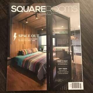 Square rooms magazine