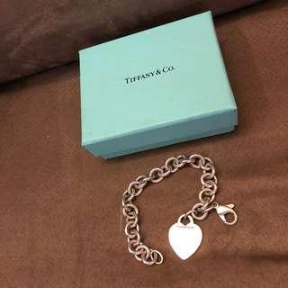 Tiffany & Co. Bracelet 純銀手鏈