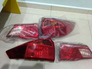 Tail lamp honda city gm6 FL