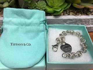 Tiffany 手鏈💯real