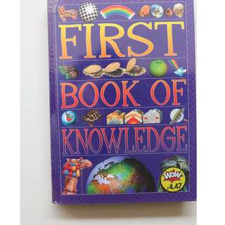 Encyclopedia (First Book of Knowledge)