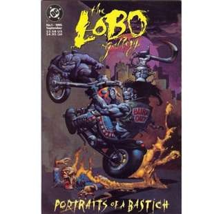 LOBO GALLERY: PORTRAITS of a BASTICH #1 (1995) One-shot