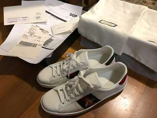 Gucci Ace bee 10