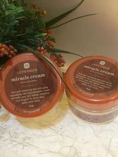 Lilys Touch Miracle Cream