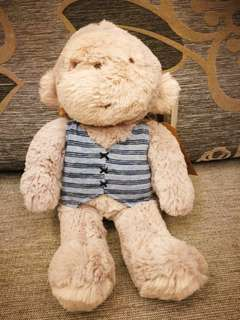 Soft Toy - Monkey Plushy (by Next Retail)