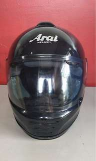 Arai snell helmet