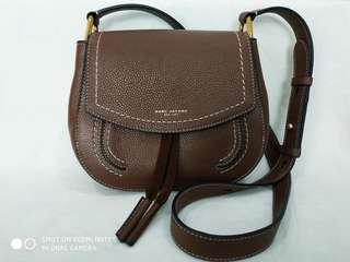 Marc Jacobs Maverick Mini Shoulder Bag Brown
