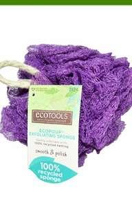 EcoTools EcoPouf 去角質海綿