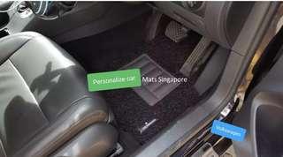 Volkswagen. Car mats. Car carpets. Coil mats.
