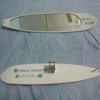 Tiffana house mirror for kcar fans