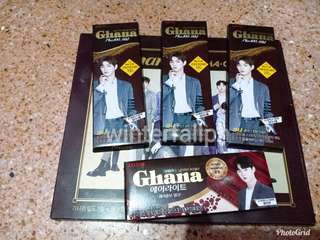 Ghana x Wanna One