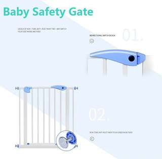 SAFETY GATE with FREE* Delivery