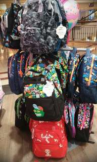 PO backpack for Girl & Boys by Smiggle