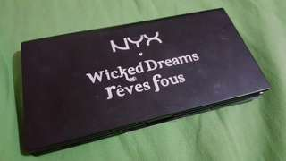 NYX Wicked dream palette