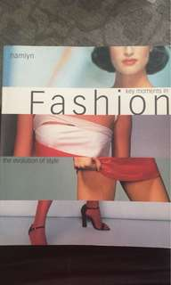 Key Moments in Fashion Book