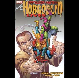 SPIDER-MAN: HOBGOBLIN LIVES TPB (2011) Expanded Edition