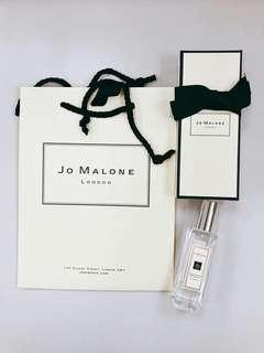 【Jo malone】英國梨與小蒼蘭