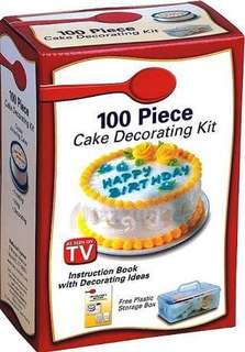 🌸 100 piece Cake Decorating Kit 🌸