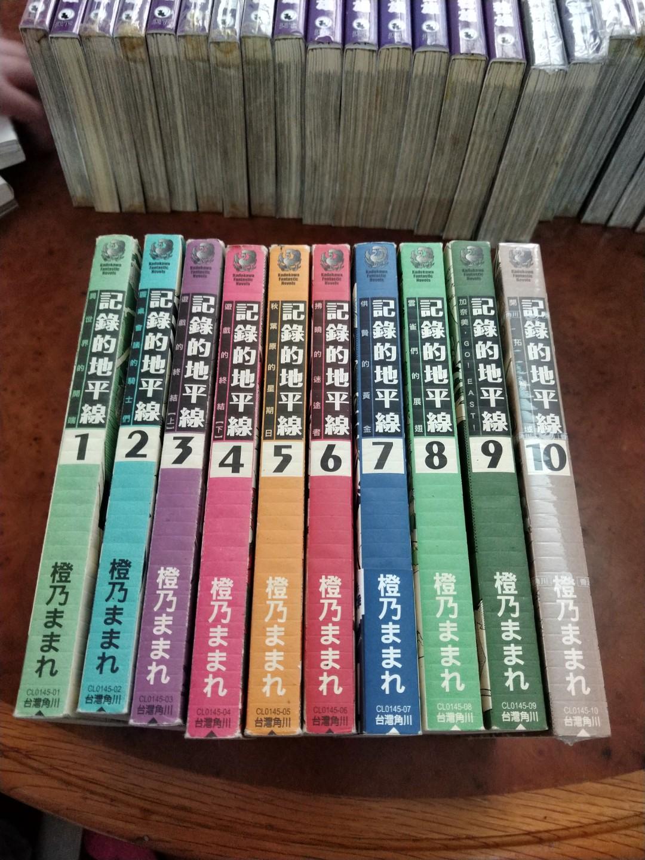 記錄的地平線 中文版小說 1-10