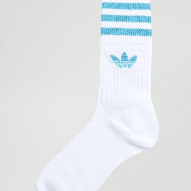 Adidas Pastel Crew Socks
