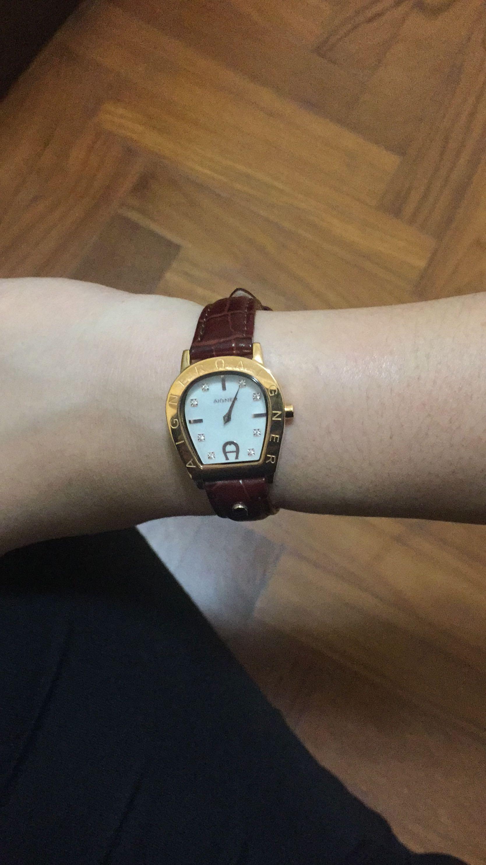 aigner la s watch 51a49aed
