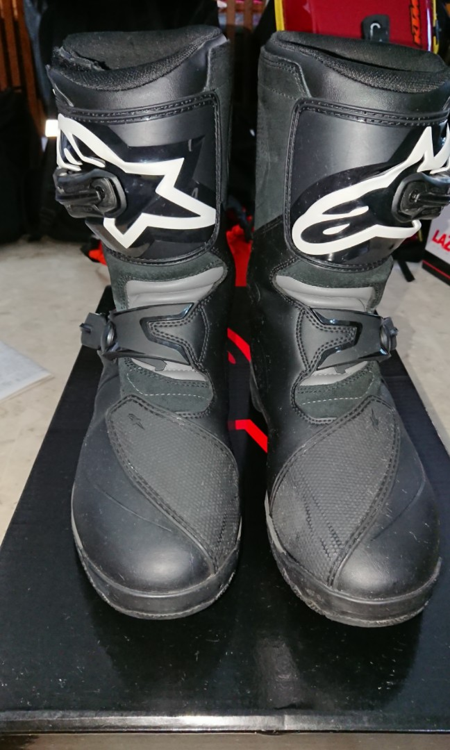 Alpinestars Belize Drystar Boots Black for sale!, Motorbikes