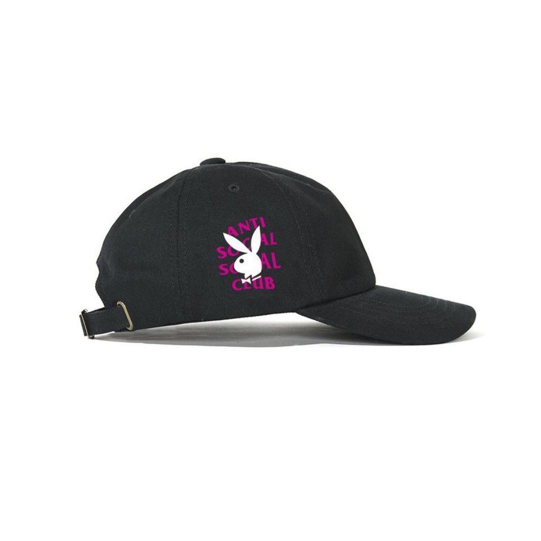 ASSC Anti Social Social Club x Playboy Cap