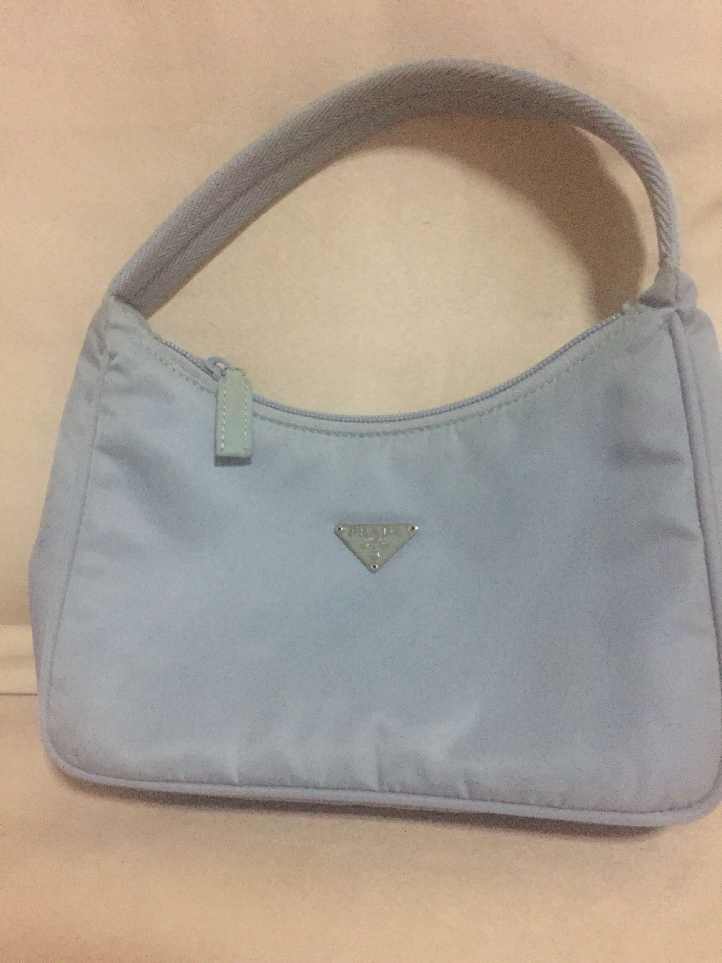 30cf9b94191b Authentic Prada Tessuto Sport, Luxury, Bags & Wallets, Handbags on ...