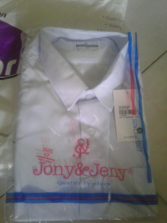 Baju sekolah