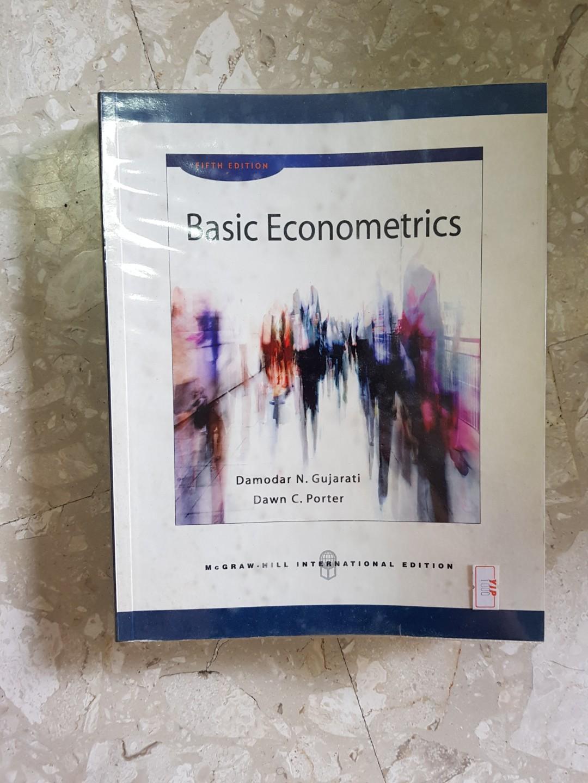 Basic econometrics damodar n gujarati dawn c porter books photo photo photo fandeluxe Gallery