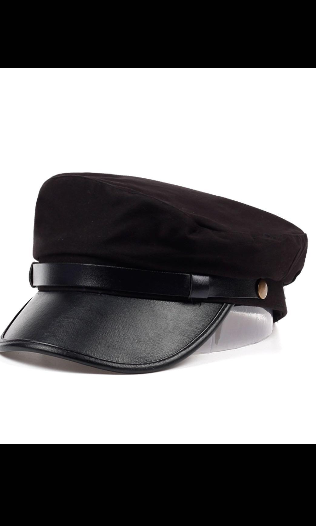 black flat army hat cap women men fashion berets hot sale
