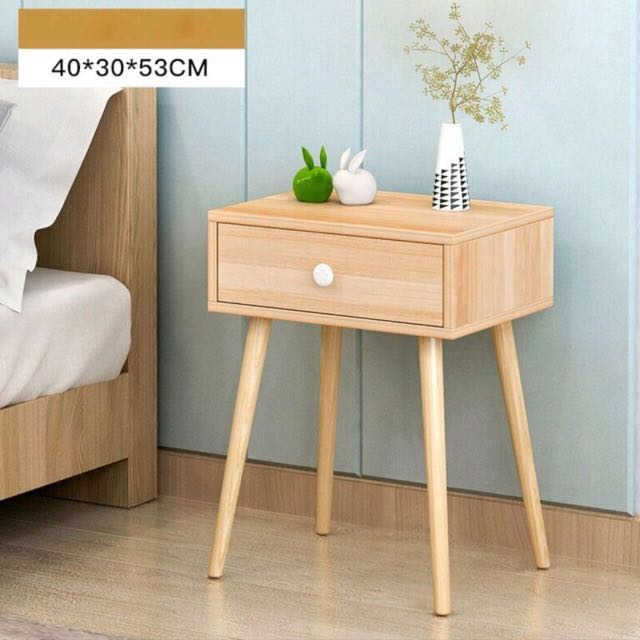 Bn single drawer bedside table w legs furniture tables chairs on bn single drawer bedside table w legs furniture tables chairs on carousell watchthetrailerfo