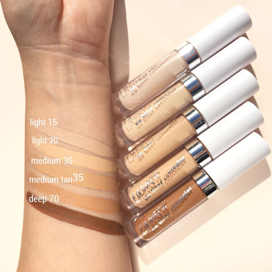 No Filter Matte Full-Coverage Concealer by Colourpop #9