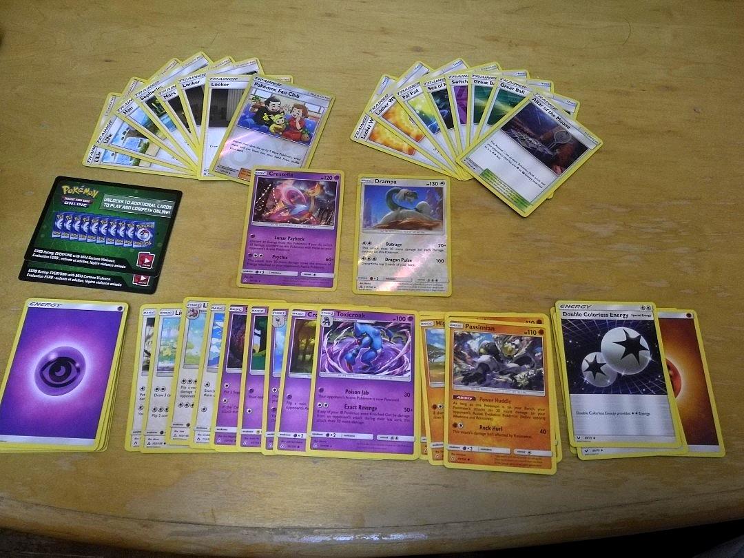 Custom built Pokemon card decks!, Toys & Games, Others on