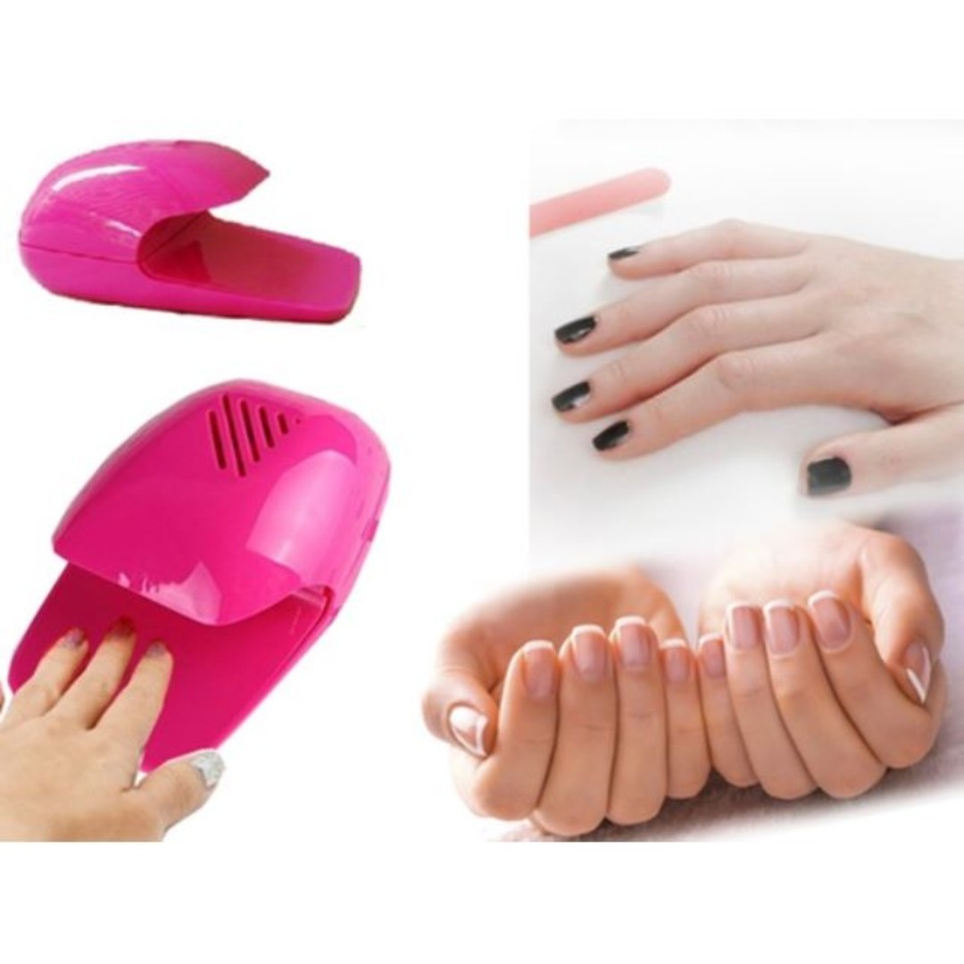 Electric Nail Dryer Brand New, Health & Beauty, Hand & Foot Care on ...